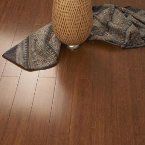 Strand Woven Babmoo Flooring Carbonized UV Lacquer pictures & photos