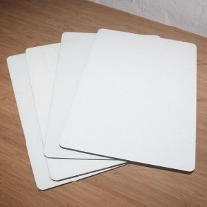 Blank 3mm A4 Hardboard Wood for Sublimation