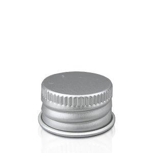 18mm, 20mm, 22mm, 24mm Aluminium Screw Cap Lid for Sale