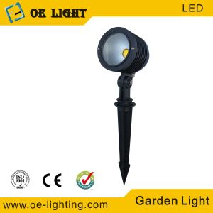 Quality Certification 10W LED Garden Light with Ce and RoHS