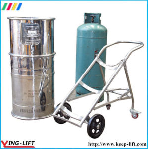 Bottle Hand Truck with Chain Ty140 pictures & photos