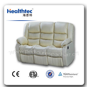 Living Room Genuine Leather Sofa Chair (B072-S) pictures & photos