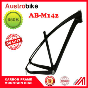 Carbon Mountain Bicycle Frame Made in China, Carbon Bike Frame