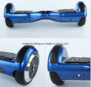 Smart Mini Two Wheel Electric Drift Scooter/Self Balance Drift Board with Bluetooth Speaker pictures & photos