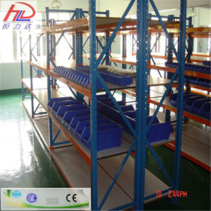 Warehouse Storage Steel Decking Shelving pictures & photos