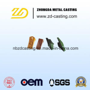 Customized Investment Casting for Engineering pictures & photos