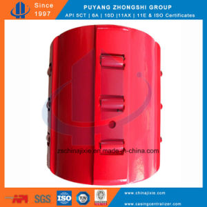 Spiral Blade Roller Solid Rigid Casing Centralizer pictures & photos
