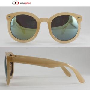 Fashion Kids Sunglasses with Revo Color Len in Plastic (K1147)