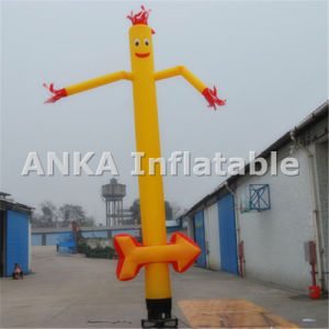 Outdoor Customizable Air Dancer with Car for Advertising pictures & photos