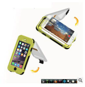 Waterproof Mobile Phone Case for iPhone 6 Plus pictures & photos