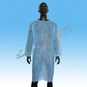 Wuhan Best Nonwoven Hospital Pyjamas for Doctor pictures & photos