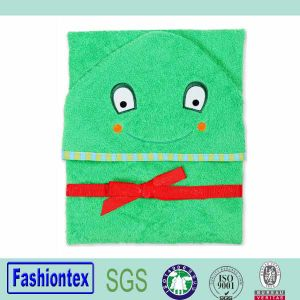 Luvable Friends Bath Towel Softextile Child Hooded Towel pictures & photos