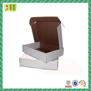 E-Flute Corrugated Color Paper Box for Mailing pictures & photos
