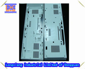 Precise Electronic Parts Make by Plastic Injection Mould pictures & photos