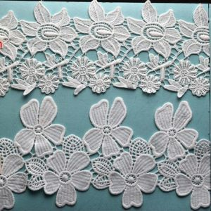 Sampling Order Acceptable Best Selling Gota Lace for Dress pictures & photos