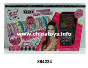 DIY Rubber Band Bracelet Loom Maker (48 BRACELET) (884234) pictures & photos