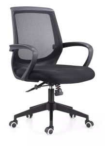 Comfort Modern Mesh Lifting and Swiveling Office Chair (SZ-OMZ18) pictures & photos