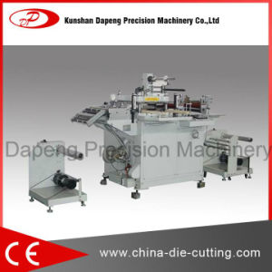 Flat Bed Die Cutting Machine for Aluminum Foil (DP-320B) pictures & photos