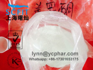 Pharmaceutical Raw Testosterones Powder for Muscle Gain Testosterones Acetate 1045-69-8 pictures & photos