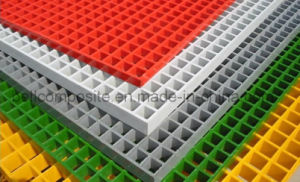 Strong and Durable FRP Phenolic Grating, Molded Grating pictures & photos