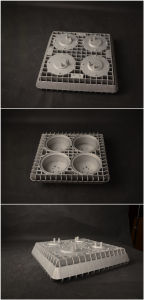 Aluminum Die Casting Mould for LED Lighting Engineering pictures & photos