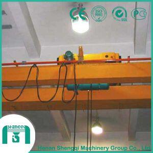 Double Girder Electric Hoist 12 Ton Bridge Crane pictures & photos