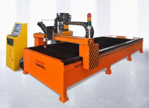 Precision Table CNC Plasma and Flame Cutting Machine pictures & photos