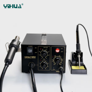 Yihua 852 Soldering Rework Station pictures & photos