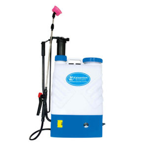 20L PE High Quality Knapsack Battery Sprayer for Agriculture (KD-20D-NP009) pictures & photos