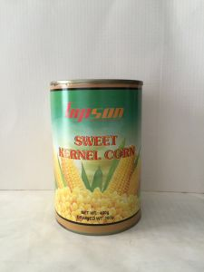 340g Canned Golden Sweet Kernel Corn pictures & photos