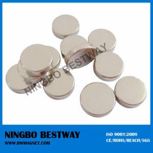Flat Disc Round Neodymium Magnet pictures & photos