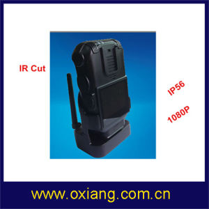 GPS GPRS 1080P IR Night Vision Police Body Worn Video Camera (OX-ZR610) pictures & photos