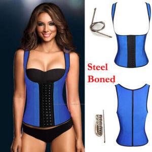 Waist Trainer Bodyshaper Corset Vest for Women (T8332-1) pictures & photos