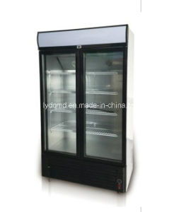 One Glass Door Vertical Showcase LC-338 Cold Storage pictures & photos