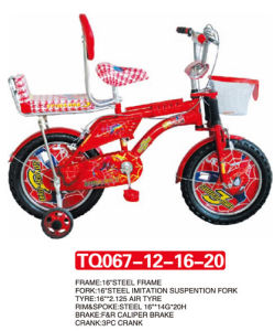 12 Inch New Arrival of Fashinable Children Bicycle pictures & photos