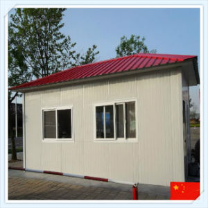Environmental Prefab Building with Sandwich Panel pictures & photos