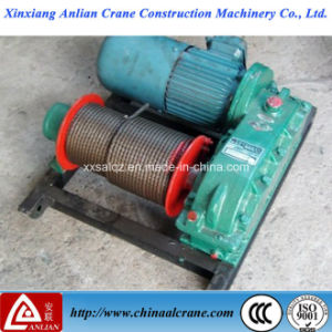 Large Power 5t Electric Wire Rope Winch pictures & photos