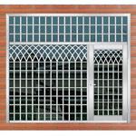 Window /Stainless Steel Door /Swing Window (6733) pictures & photos