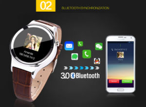 Smart Watch with Sleeping Monitor pictures & photos