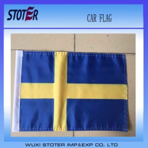 Custom and Most Popular Car Flag pictures & photos