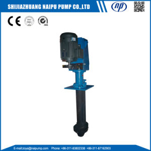 High Capacity Submersible Water Vertical Centrifugal Pump with Rubber Liner pictures & photos