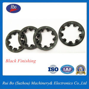 ODM&OEM Stainless Steel Shim DIN6797j Lock Washer Disc Washer Flat Washer Spring Washer pictures & photos