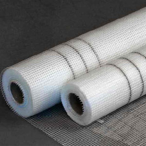 Fiberglass Mesh Fabric Alkali Resistant for Wall pictures & photos