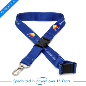 Customized High Quality Staff Printing Lanyard pictures & photos