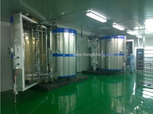 Turnkey Automatic UV Metallization Coating Machine for Tablet PC pictures & photos