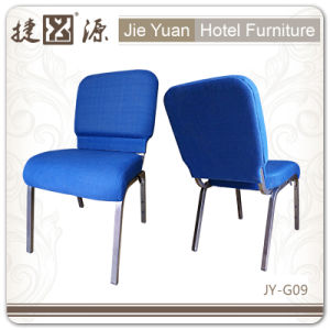 Stacking Metal Padded Church Chairs (JY-G09) pictures & photos