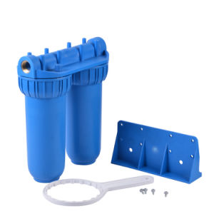 2 Stage Home Water Purifier with PP Material pictures & photos