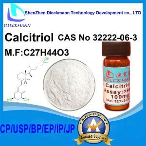 Calcitriol CAS No 32222-06-3 pictures & photos
