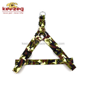 Nylon Transfer Printing Dog Harness/ Collar &Leashes Separate Matching (KC0107) pictures & photos