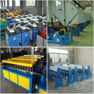 Ventilation Duct Forming Machine for Air Pipe or Round Duct pictures & photos